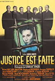Watch Free Justice Is Done (1950)