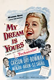 Watch Free My Dream Is Yours (1949)
