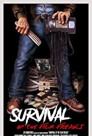 Watch Free Survival of the Film Freaks (2018)