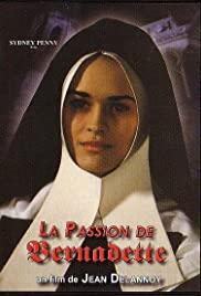 Watch Free La passion de Bernadette (1990)