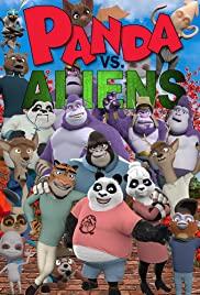 Watch Free Panda vs. Aliens (2021)