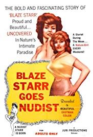 Watch Free Blaze Starr Goes Nudist (1962)