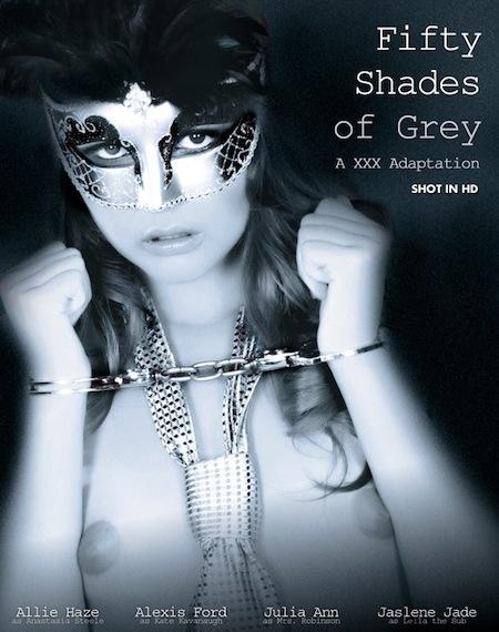 Watch Free Fifty Shades of Grey: A XXX Adaptation (2012)