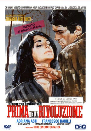 Watch Free Before the Revolution (1964)