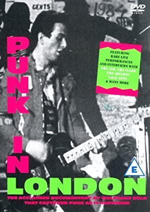 Watch Free Punk in London (1977)