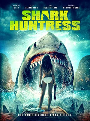 Watch Free Shark Huntress (2021)
