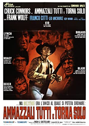 Watch Free Kill Them All and Come Back Alone (1968)