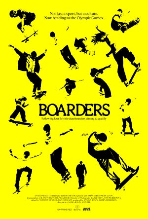 Watch Free Boarders (2021)
