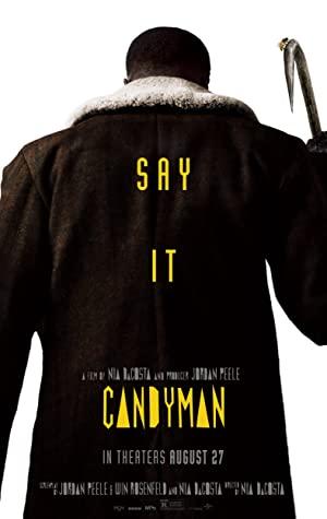 Watch Full Movie :Candyman (2021)