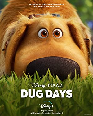 Watch Full Movie :Dug Days (2021 )