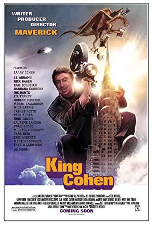 Watch Free King Cohen: The Wild World of Filmmaker Larry Cohen (2017)