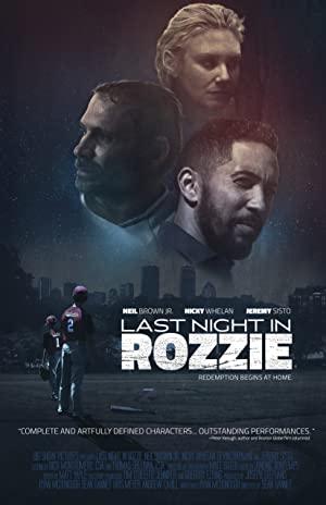 Watch Free Last Night in Rozzie (2021)