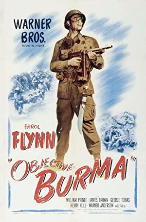 Watch Free Objective, Burma! (1945)