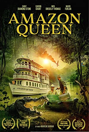 Watch Full Movie :Queen of the Amazon (2021)