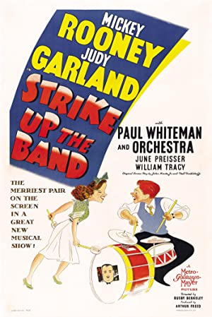 Watch Free Strike Up the Band (1940)