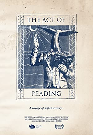 Watch Free The Act of Reading (2021)