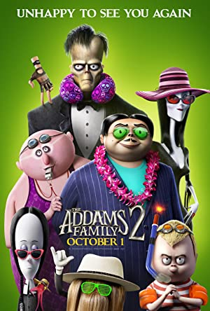 Watch Free The Addams Family 2 (2021)