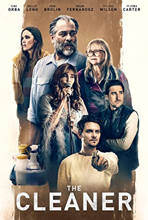 Watch Full Movie :The Cleaner (2021)