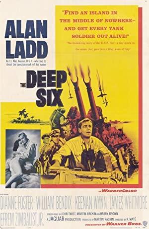 Watch Free The Deep Six (1958)