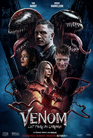 Watch Free Venom: Let There Be Carnage (2021)