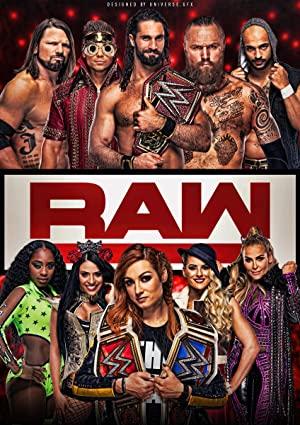 Watch Full Movie :WWE Monday Night RAW (1993 )
