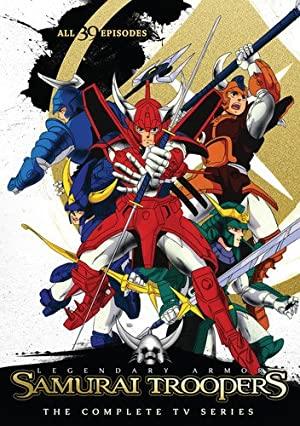 Watch Full Movie :Yoroiden Samurai Troopers (19881995)