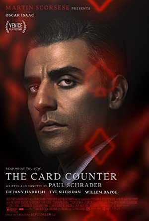 Watch Free The Card Counter (2021)