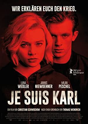 Watch Free Je Suis Karl (2021)