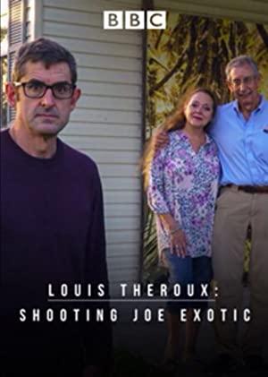 Watch Free Louis Theroux: Shooting Joe Exotic (2021)