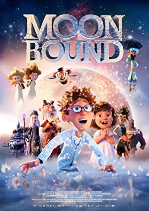 Watch Free Moonbound (2021)