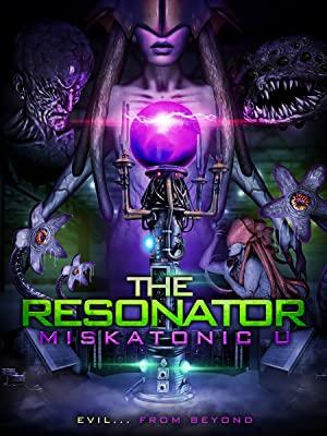 Watch Free The Resonator: Miskatonic U (2021)