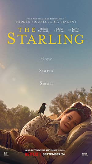 Watch Free The Starling (2021)