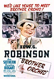 Watch Free Brother Orchid (1940)