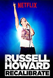 Watch Free Russell Howard: Recalibrate (2017)
