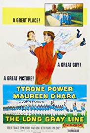 Watch Free The Long Gray Line (1955)