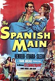 Watch Free The Spanish Main (1945)