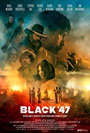 Watch Free Black 47 (2018)