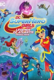 Watch Free DC Super Hero Girls: Legends of Atlantis (2018)