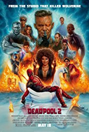 Watch Free Deadpool 2 (2018)