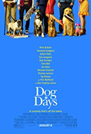 Watch Free Dog Days (2018)
