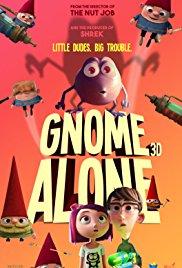 Watch Free Gnome Alone (2017)