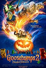 Watch Free Goosebumps 2: Haunted Halloween (2018)