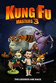 Watch Free Kung Fu Masters 3 (2018)