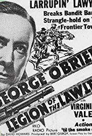 Watch Free Legion of the Lawless (1940)