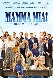 Watch Free Mamma Mia! Here We Go Again (2018)