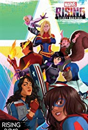 Watch Free Marvel Rising: Secret Warriors (2018–)