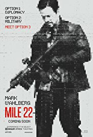 Watch Free Mile 22 (2018)