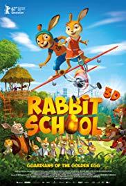 Watch Free Rabbit School  Guardians of the Golden Egg (2017)