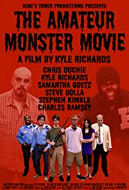 Watch Free The Amateur Monster Movie (2011)