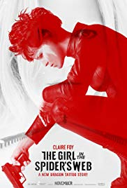 Watch Free The Girl in the Spiders Web: A New Dragon Tattoo Story (2018)